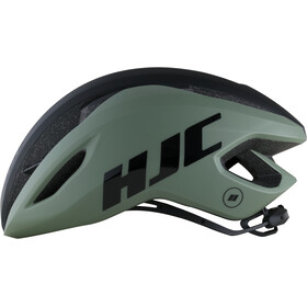 HJC Valeco Road Fietshelm, matt gloss olive black